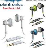 Jual Original Plantronics BackBeat 116 Stereo Headset Excellent Value|NoBox Murah