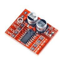 Jual Mini H Bridge L298N PWM Speed Control DC Motor Stepper Arduino Module Murah