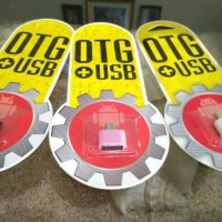 Jual OTG USB Flash Drive (Micro USB 2.0) USB Data Travel Converter Android Murah