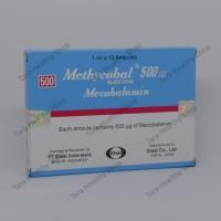 Methycobal (Mecobalamin) 500 mcg Ampul - Vitamin B12 Berkualitas
