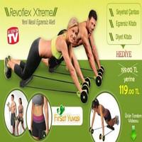 Jual HOT ITEM !!! Revoflex Xtreme Alat Fitness Portable Murah