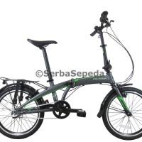 """Polygon Sepeda Lipat 20"""" Urbano I3 - GRATIS ONGKIR & PERAKITAN"""