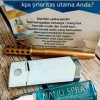 Jual nano spray 3 + magic stick mci original Murah