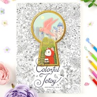 Jual Jetoy Cat Coloring Book Murah