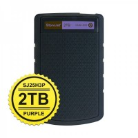 Jual HDD Eksternal - Portable Hdd 2TB H3B USB 3.0 TRANSCEND Murah