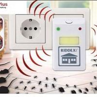 Jual Alat Pengusir Tikus nyamuk serangga Riddex Plus aman ampuh murah Murah