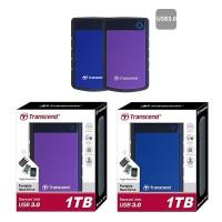 Jual HDD Eksternal Transcend 1 TB Store Jet Series USB 3.0 Murah