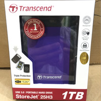 Jual TRANSCEND HDD Ext 1TB Murah