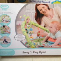 Jual Little Tikes Sway n Play Gym Baby Newborn Playmat Mainan Bayi Toys Murah