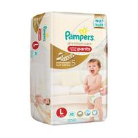 Jual Pampers Premium Care Active Baby Pants L 42 Murah