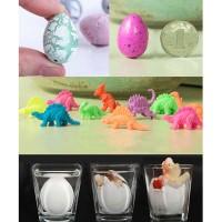 Jual mainan anak murah telur dinosaurus menetas Murah