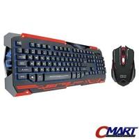 DRAGON WAR GKM-001 Sencaic Semi Mechanical Gaming Keyboard Game Gamer