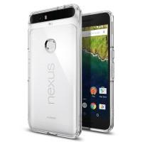 Jual SPIGEN Ultra Hybrid Huawei Nexus 6P - Crystal Clear Murah