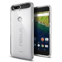 Jual SPIGEN Neo Hybrid Ex Huawei Nexus 6P - Satin Silver Murah