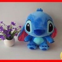 Jual Stitch Plush Toy Lilo and Stich Soft Toy Stuffed Doll 12'' Disney Figu Murah