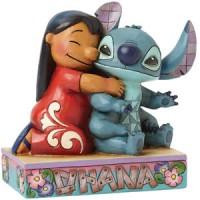 Jual NEW OFFICIAL Disney Traditions Lilo & Stitch Classic Figure / Figurine Murah