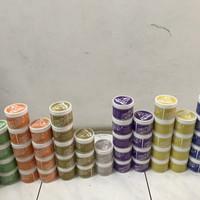 Jual suavecito color wax colour coloring clay pomade warna tidak permanen Murah