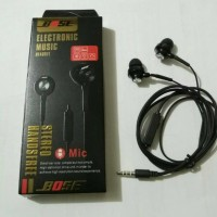 Headset BOSE electronic Music Earphone Handsfree Universal