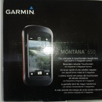 GPS Garmin Montana 650 Baru Jual Murah