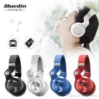 Jual Bluedio T2+ Turbine Hurricane Wireless Bluetooth Headphone Murah