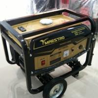 Genset Maestro MT5000C 2.800w 100% Tembaga, 4Tak, Garansi, SEMARANG