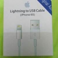 harga Original Kabel Data Charger Iphone 6s 6 5s 5 5c Ipod Ipad Data Apple Tokopedia.com