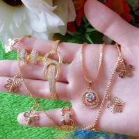 Jual perhiasan xuping set  Murah