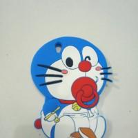 Jual Case 4D Doraemon Krayon New/Oppo Neo 9/A37/Karakter/Soft/Silikon/3D/Ru Murah