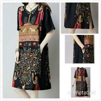 Jual Thai Etnic Dress Murah