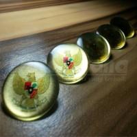 Pin Garuda Pancasila Emas