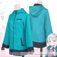 Jual Sagiri Izumi Cosplay Coat Jacket Costume Murah