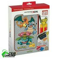 Jual 3DS/XL Traveler Essentials Pack - Pokemon Group with Pikachu Stylus Murah