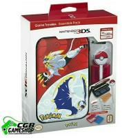 Jual 3DS/XL Pokemon Sun&Moon Starter Kit Solgaleo and Lunala with PokeBall Murah