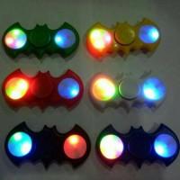 Jual Fidget spinner Batman LED Murah