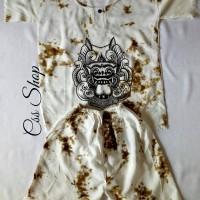 Jual Setelan Baju Bali Barong Anak (2-4th) Putih Uk. M Murah