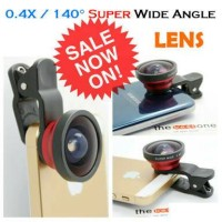 Jual Lensa super wide 4.0 Murah
