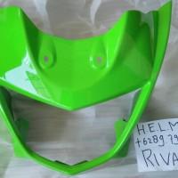 harga Batok Barong Ninja R - Batok Depan Ninja R Barong Hijau Muda Ijo Muda Tokopedia.com