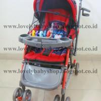 harga Stroller (kereta Dorong) Pliko 268 Grande Tokopedia.com