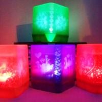Jual LAMPU TIDUR TIUP | lampu tidur unik | Lilin Elektrik Mo Limited Murah