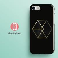 Casing Handphone KPOP EXO GOLD LOGO