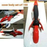 Bodyset CRF 150 untuk Trail rakitan dan bebek grasstrack