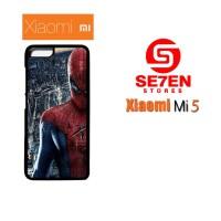 Jual Casing Xiaomi Mi5 spiderman custom Custom Hardcase  Murah