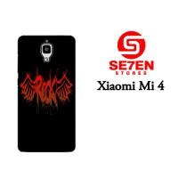 Jual Casing Xiaomi Mi4 rock Custom Hardcase  Murah