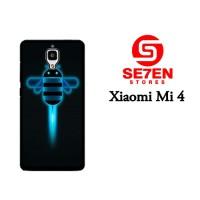 Jual Casing Xiaomi Mi4 Android fly Custom Hardcase  Murah