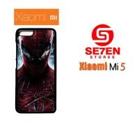 Jual Casing Xiaomi Mi5 Spiderman 2 Custom Hardcase  Murah