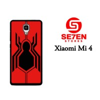 Jual Casing Xiaomi Mi4 spiderman civil war Custom Hardcase  Murah
