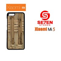 Jual Casing Xiaomi Mi5 bamboo background surface board Custom Hardcase  Murah