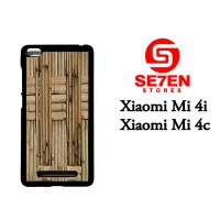 Jual Casing Xiaomi Mi4i bamboo background surface board Custom Hardcase  Murah