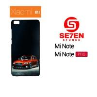 Casing HP Xiaomi Mi Note, Mi Note Pro Slammed Audi A4 Allroad Custom H