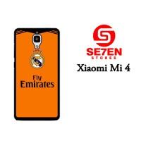 Jual Casing Xiaomi Mi4 real madrid 2 suit Custom Hardcase  Murah